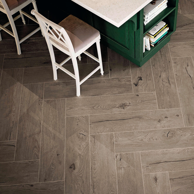 Fuga Minima Pavimento Rettificato piastrella fable grey 22.5 x 90 cm sp. 8 mm pei 4/5 grigio