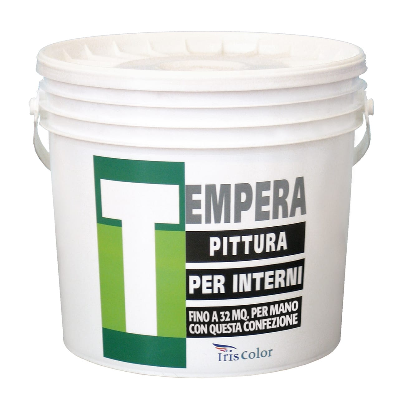 Migliore Pittura Per Interni pittura murale 14 l bianco