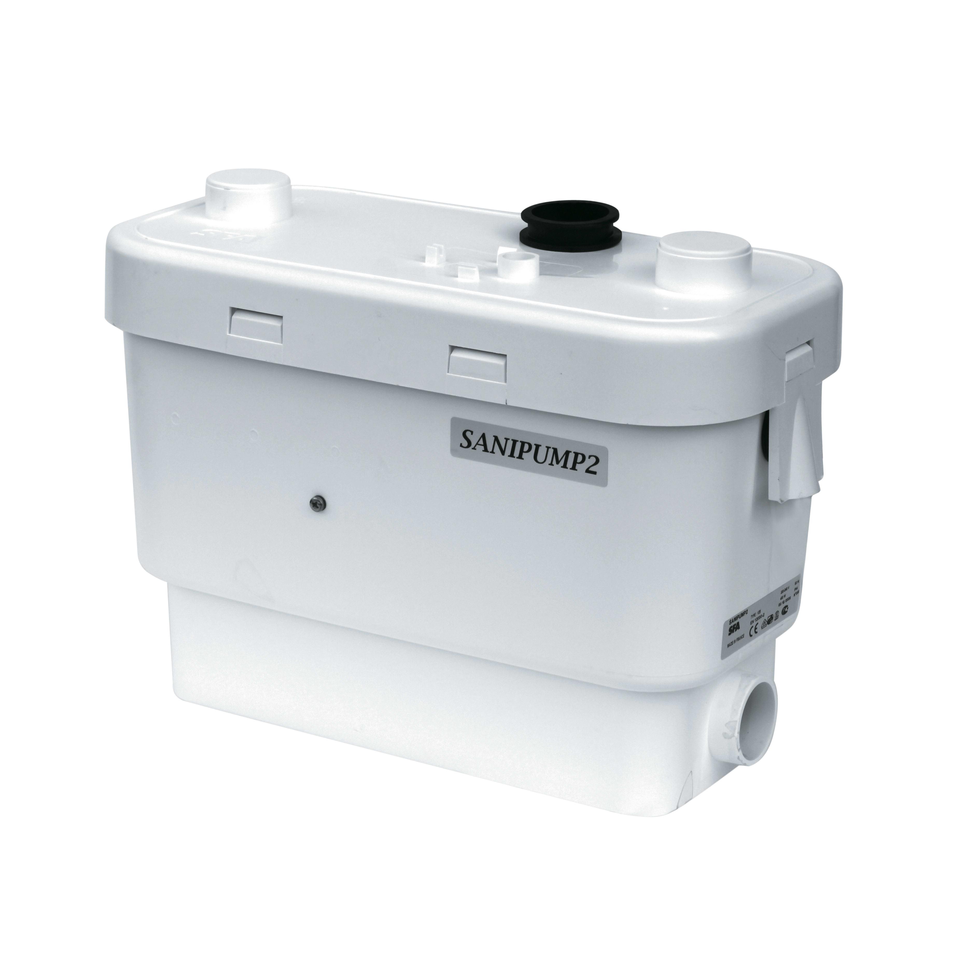 Pompa Per Scarico Lavello Cucina.Unita Di Smaltimento Sanipump 2 400 W