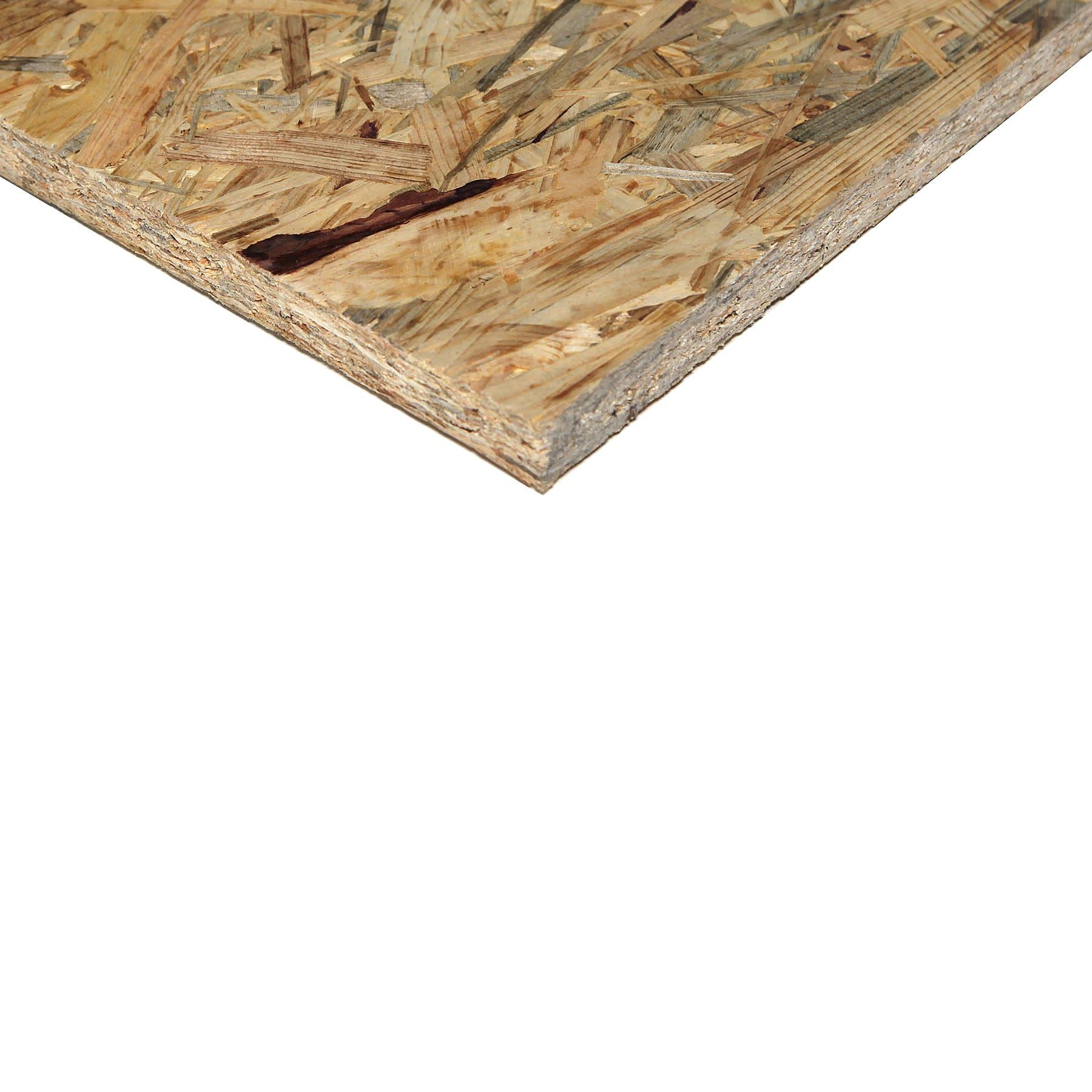 Pannelli Di Legno Osb pannello osb 3 l 250 x h 125 cm sp 18 mm