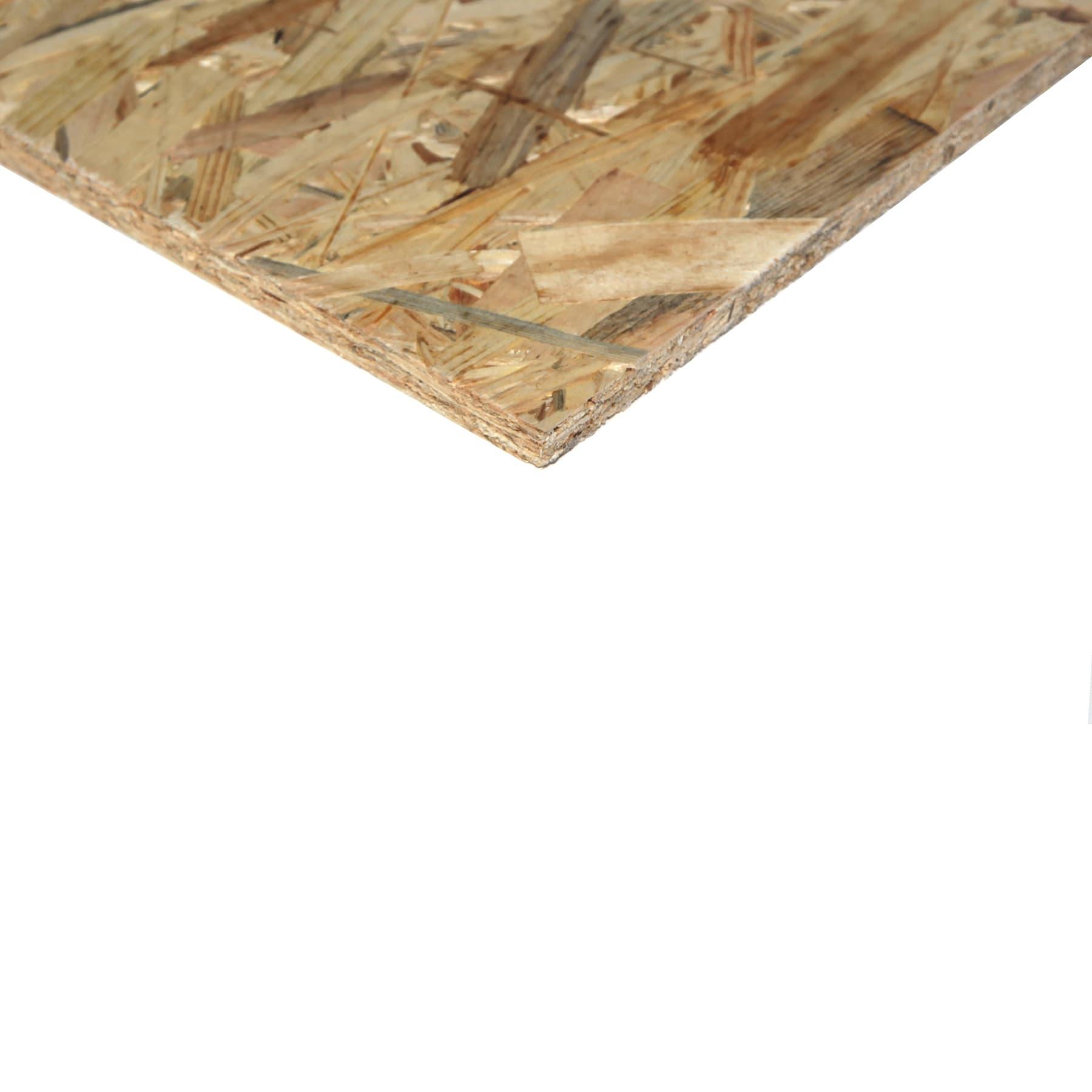 Pannelli Di Legno Osb pannello osb 3 l 250 x h 125 cm sp 9 mm
