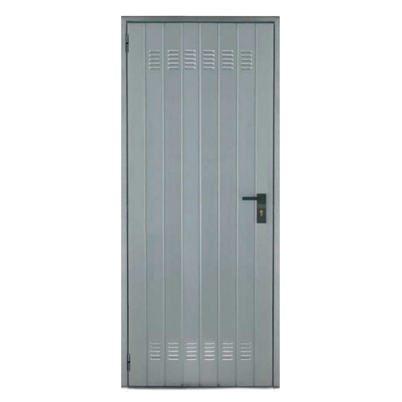 Porta Di Servizio Lamiera L 92 X H 200 Cm