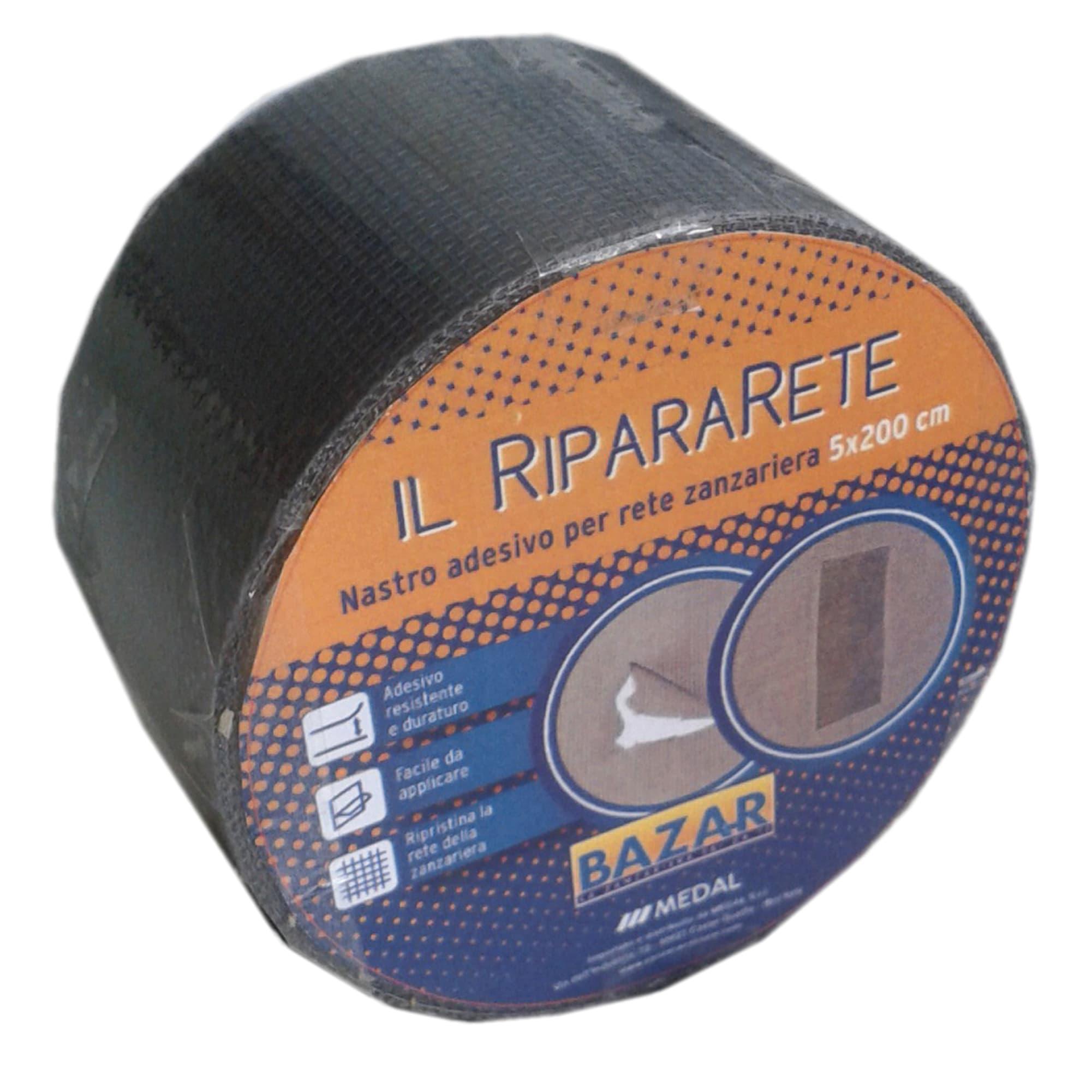 colore: Bianco Nastro adesivo in tessuto 50 m x 48 mm Tapefix