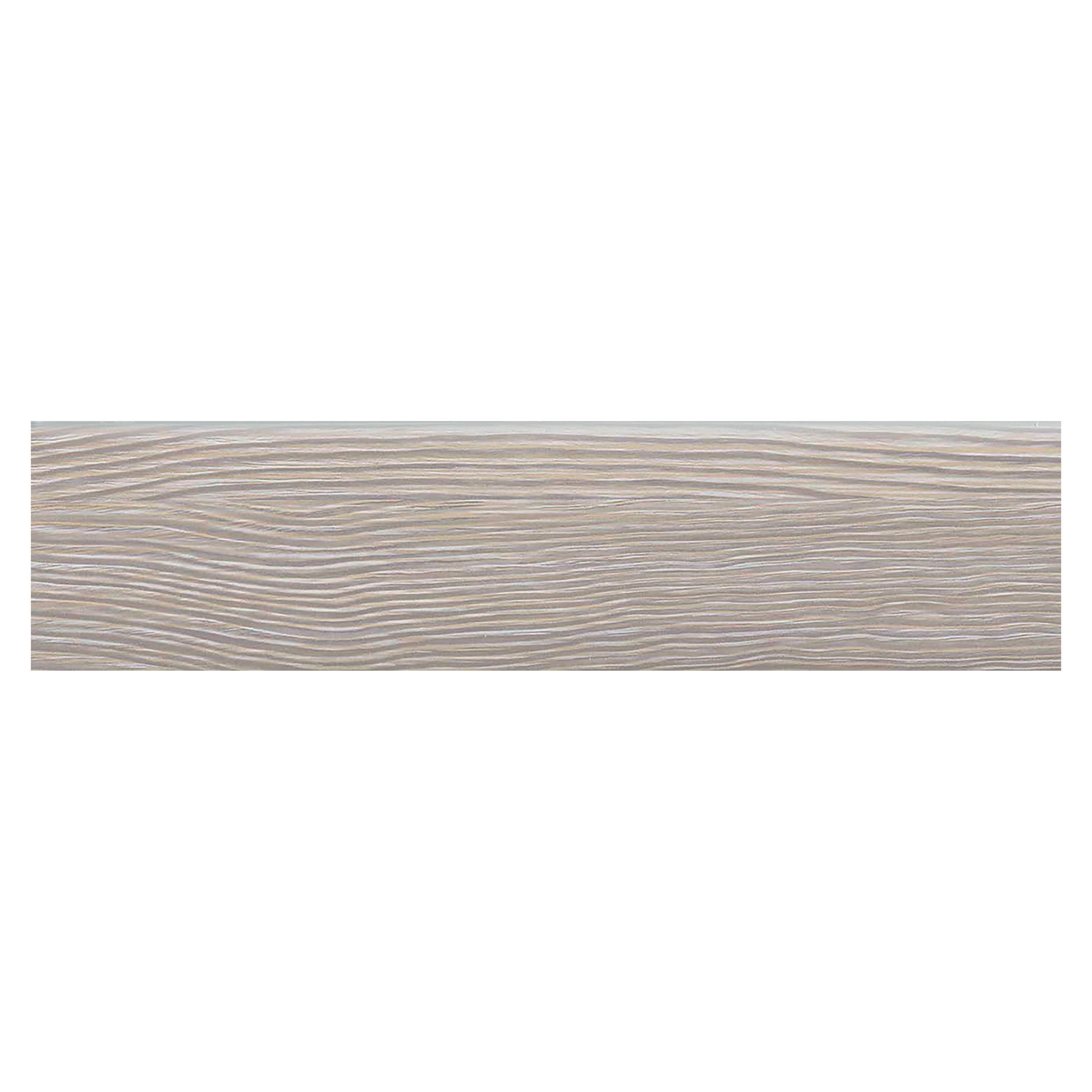 Gres Porcellanato Rovere Sbiancato Prezzo battiscopa cedar h 8 x l 33.3 cm beige