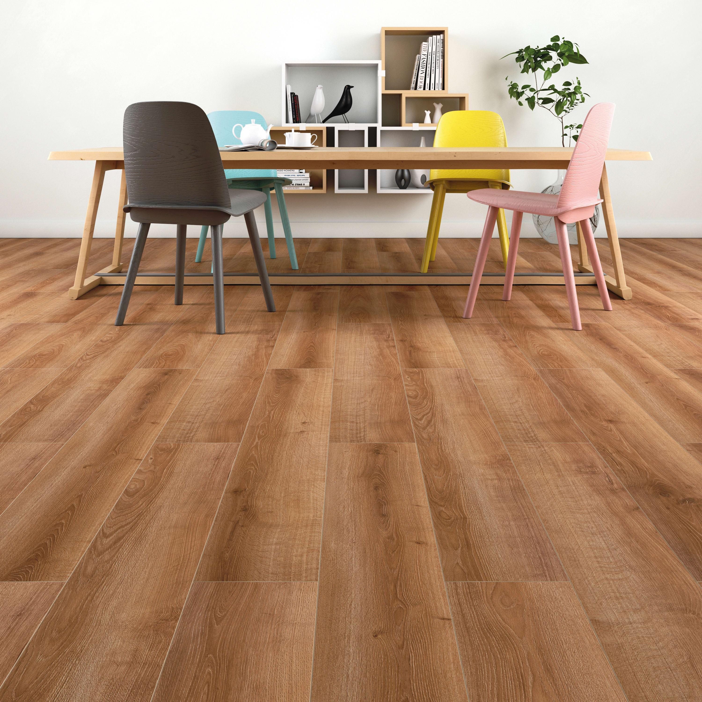 Pavimento Pvc Click Opinioni pavimento laminato loolo sp 12 mm marrone