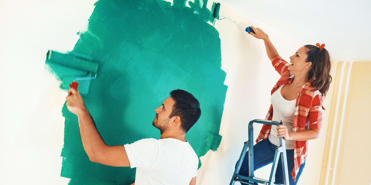 rinnovare-le-pareti-con-l-idropittura-murale-colorata