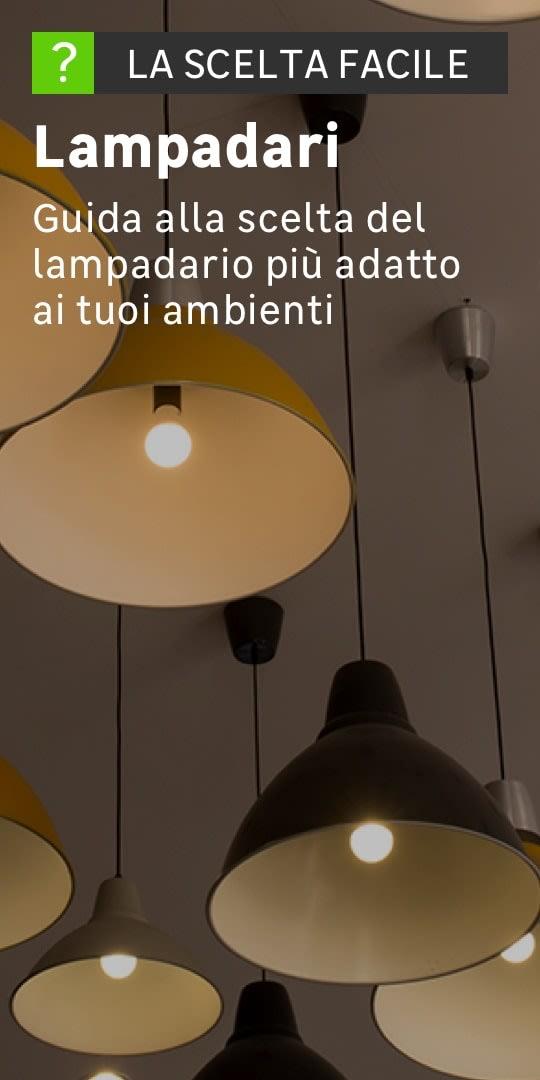Lampadari e lampade a sospensione: prezzi e offerte | Leroy Merlin