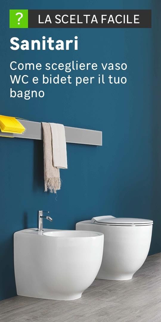 Sanitari Nero Ceramica Prezzi.Coppia Sanitari Bagno Prezzi E Offerte