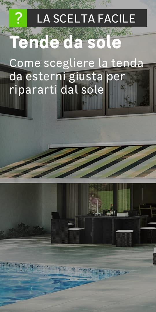 Tende Da Sole Pescara.Tende Da Sole Per Il Terrazzo E Il Balcone Prezzi E Offerte Online