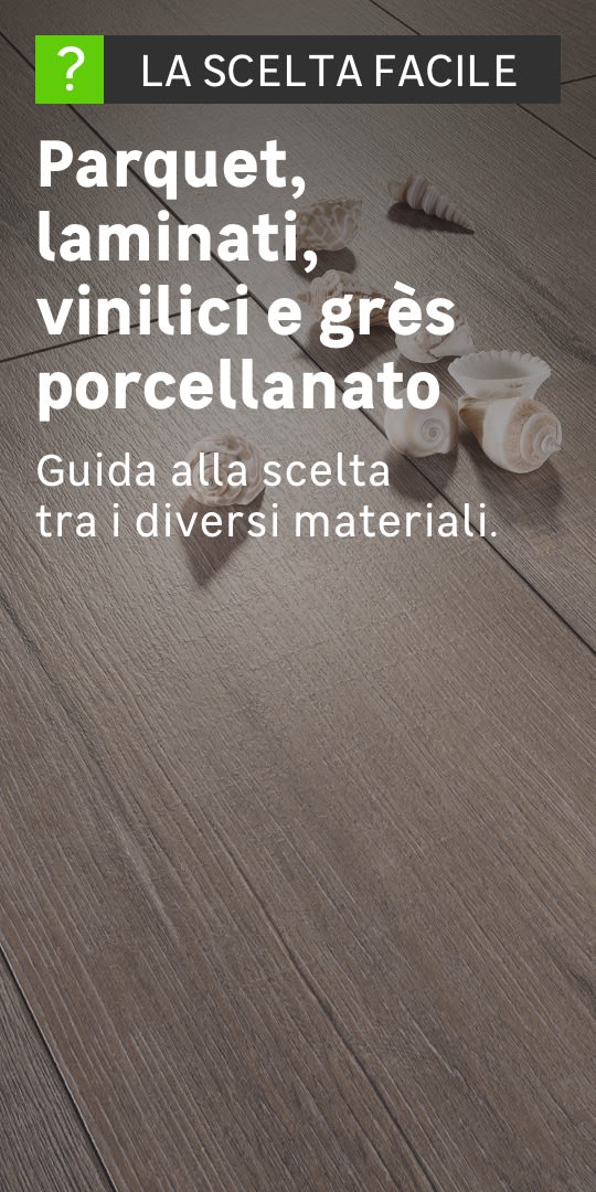 Parquet laminati pavimenti pvc grès porcellanato