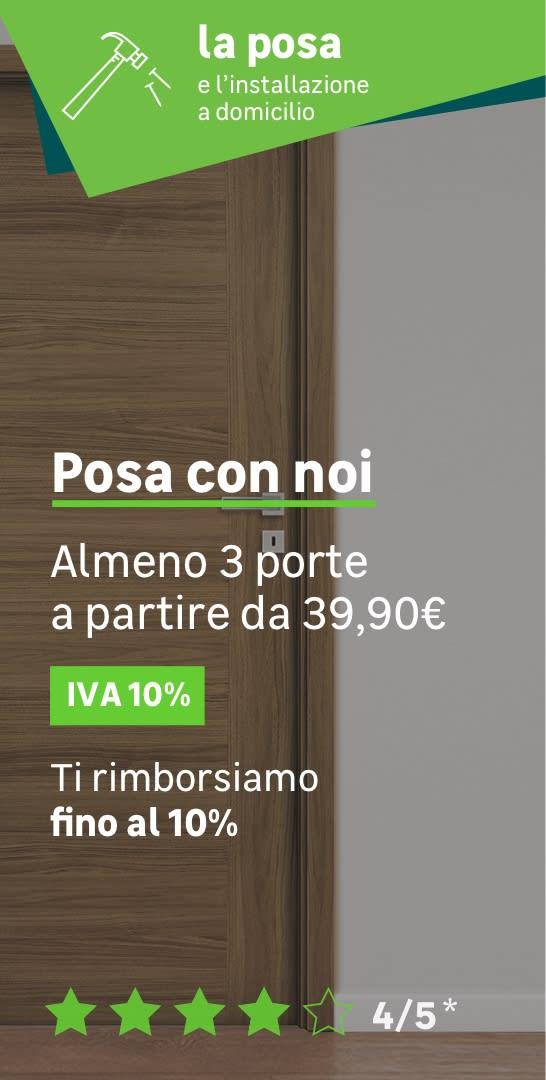 Porte interne: prezzi e offerte online