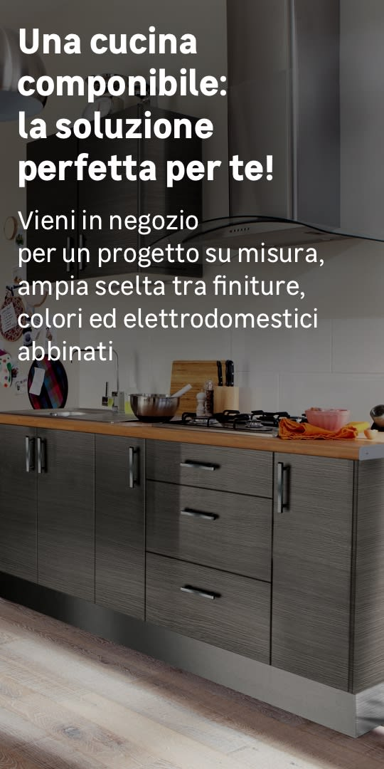 Cucine Componibili Moderne In Offerta.Cucine Componibili Prezzi E Offerte Leroy Merlin