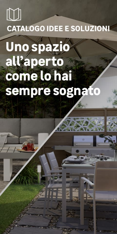 Catalogo Showroom Spazi all'aperto