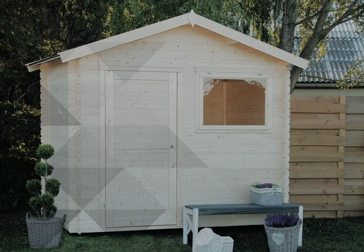 Casette box attrezzi e sistemazione giardino leroy merlin for Casette per uccelli leroy merlin