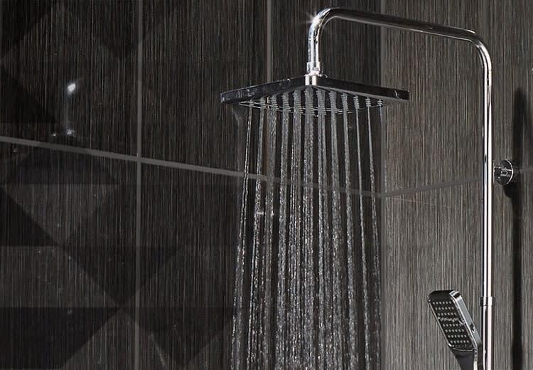 Colonne doccia: la scelta facile