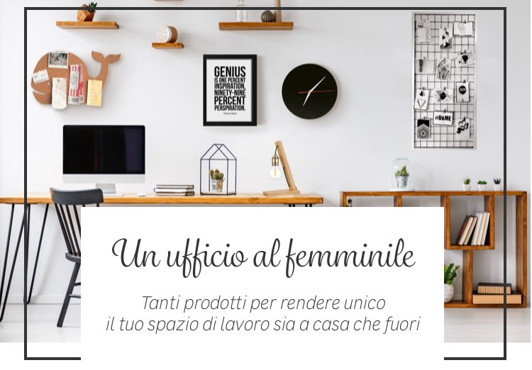 Un ufficio al femminile