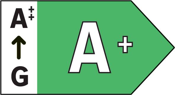 Classe energetica (da A ++ a G)