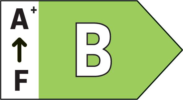 Classe energetica (da A + a F)
