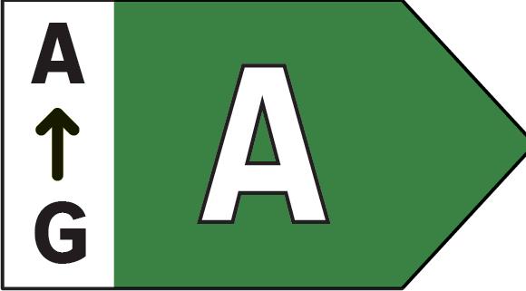 Classe energetica (da A a G)