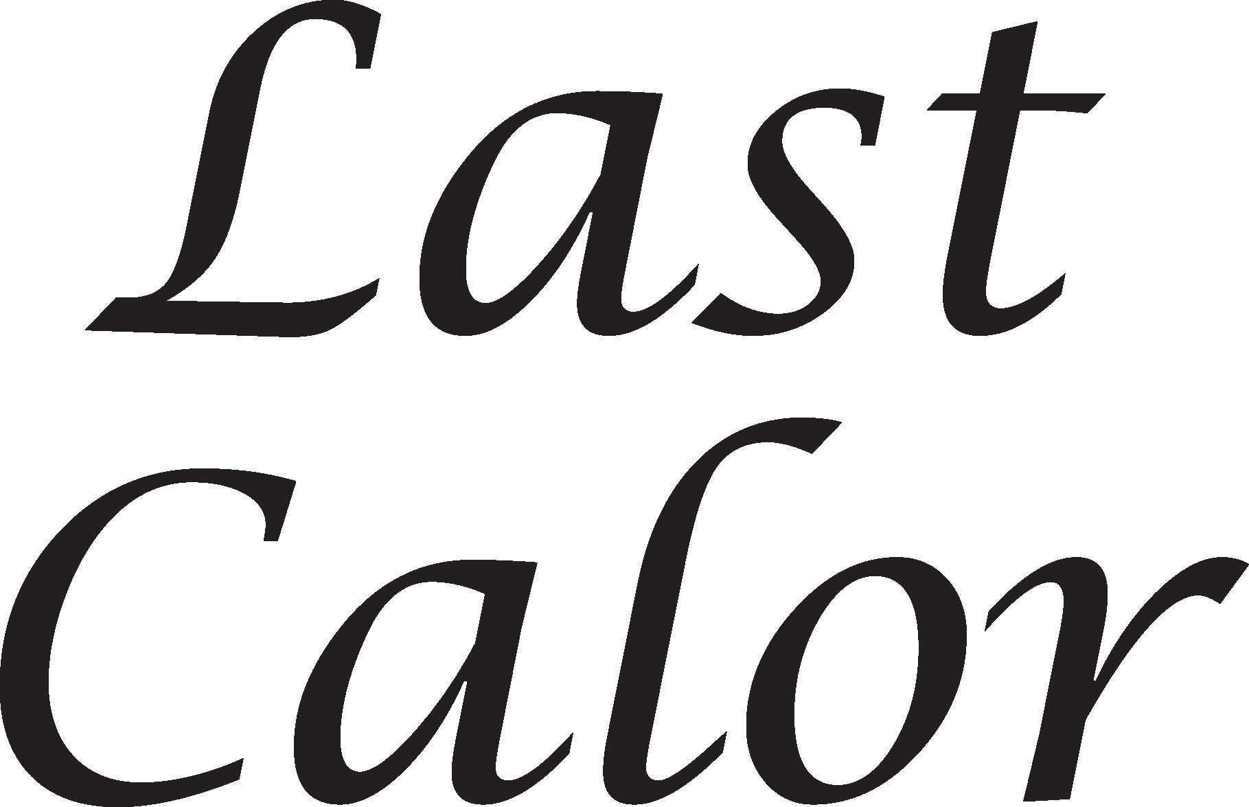 MC_Last Calor
