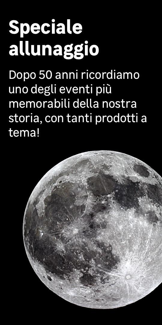 Speciale Sbarco sulla Luna