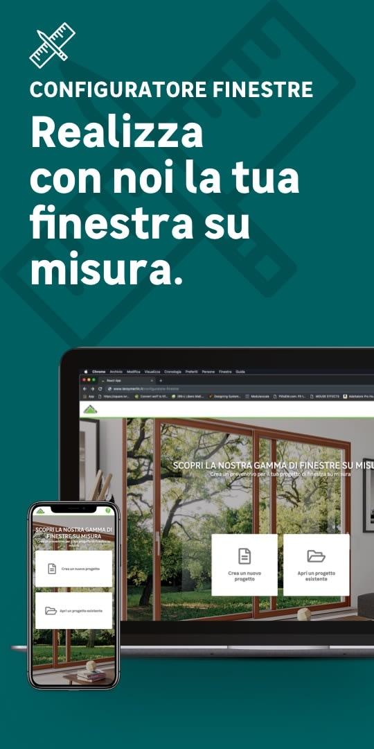 Configuratore finestre