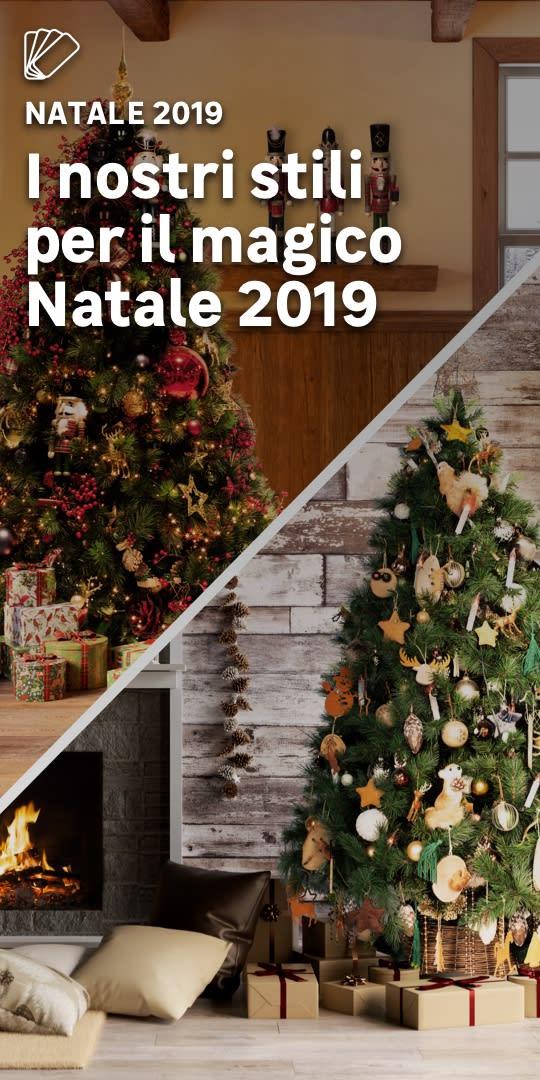 Stili Natalizi 2019