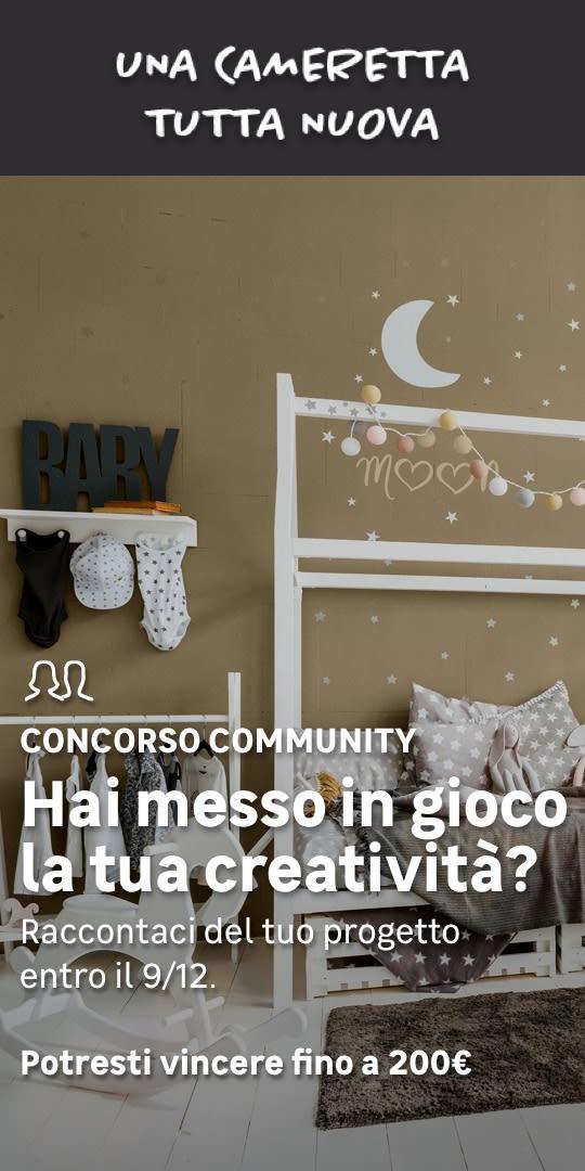 Community Concorso Cameretta