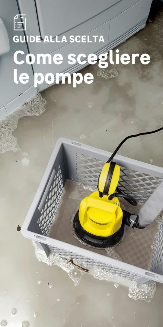 Pompe: la scelta facile