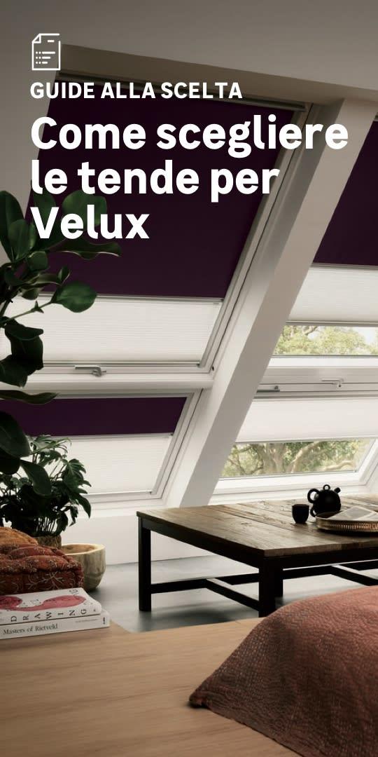 Finestre Velux: la scelta facile
