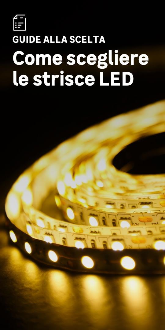 Strisce LED: la scelta facile
