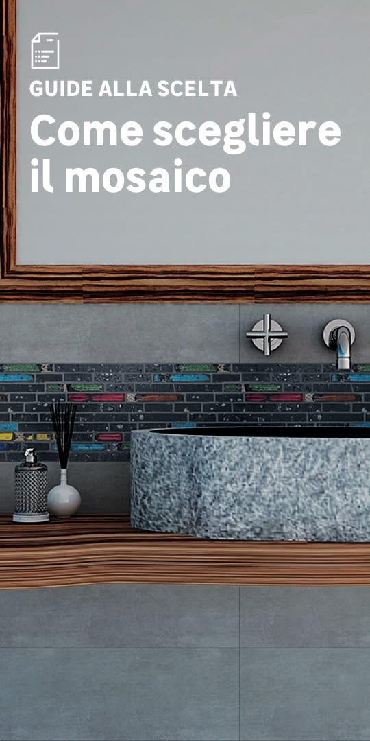Mosaici: la scelta facile