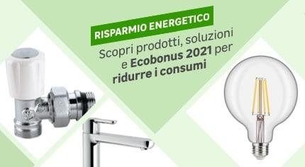 Risparmio energetico 2021 - Leroy Merlin