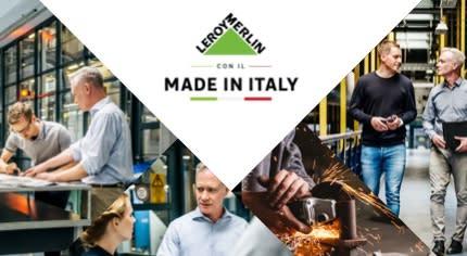 Qualità prodotti made in italy - Leroy Merlin
