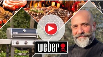 Evento Weber online: live con Massimo Pitasi