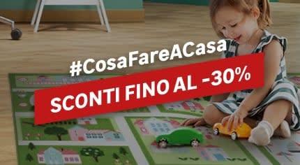 #CosaFareACasa Cameretta