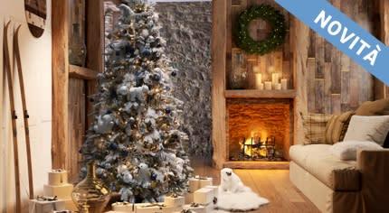Stile natalizio Artic 2020