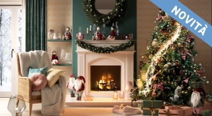 Stile natalizio Sotto bosco 2020