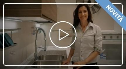 Videoguide: lavello cucina