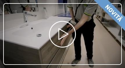 Videoguide: mobili bagno
