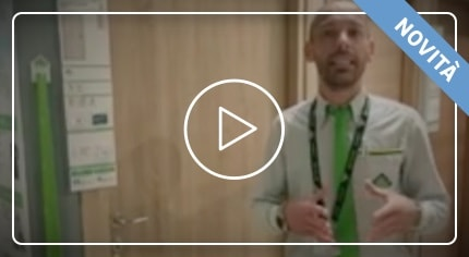 Videoguide: porte interne