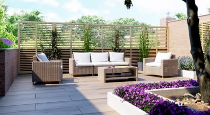 Catalogo showroom giardino e terrazzo