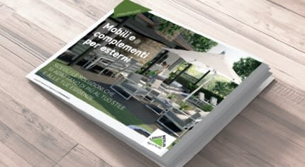 Catalogo mobili da giardino 2020