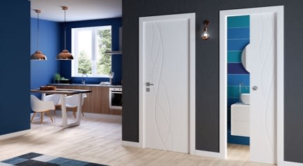 Idee per rinnovare le porte