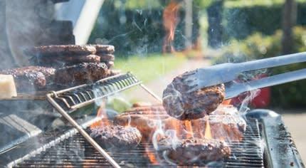 Community: grigliare in stile americano