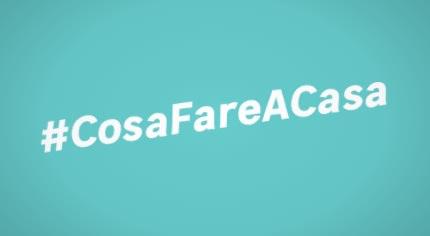 Pagina #CosaFareACasa