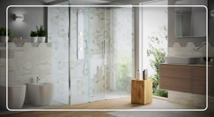 Box doccia e walk in: la scelta facile