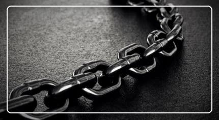Catene, corde e cavi metallici: la scelta facile
