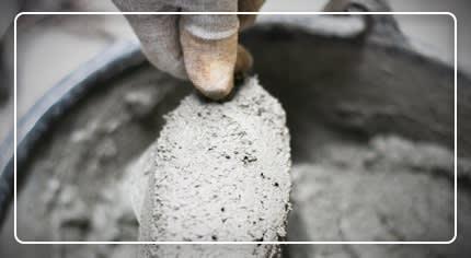 Cemento, malta e intonaco: la scelta facile