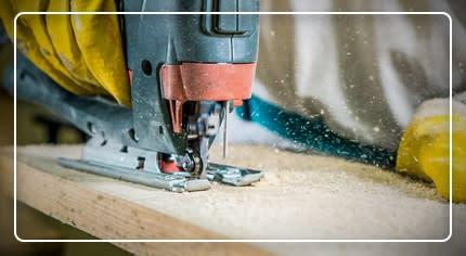 Elettroutensili per lavorare il legno: la scelta facile